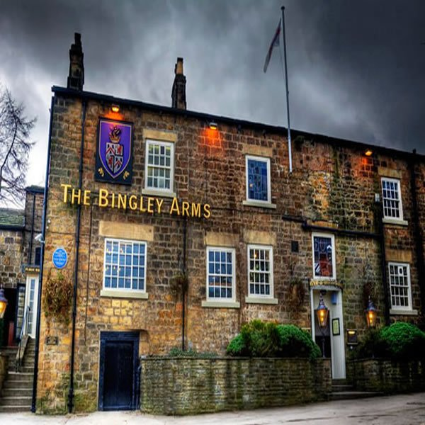 The Bingley Arms Food Amp Drink Leeds West Yorkshire