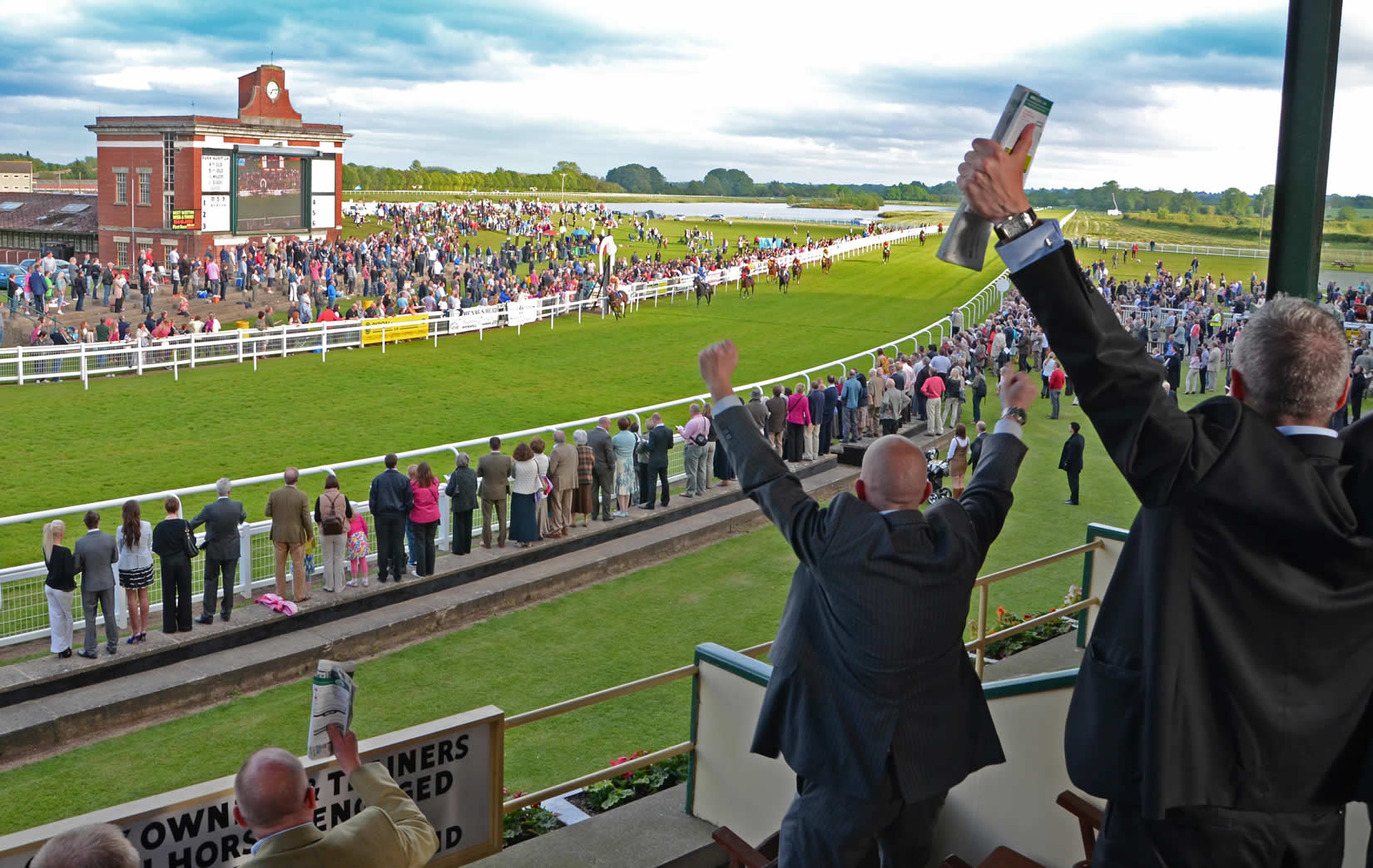 Horse Racing Sport Welcome To Yorkshire
