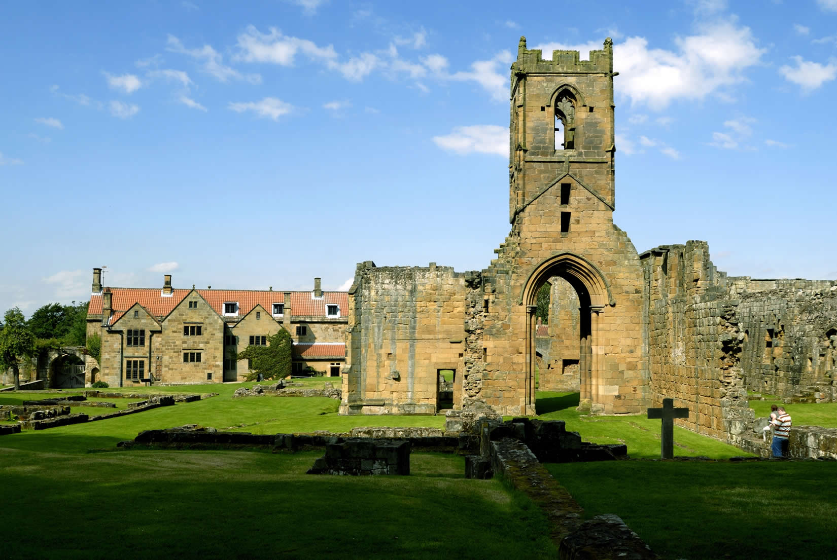 Mount Grace Priory Attraction Northallerton North