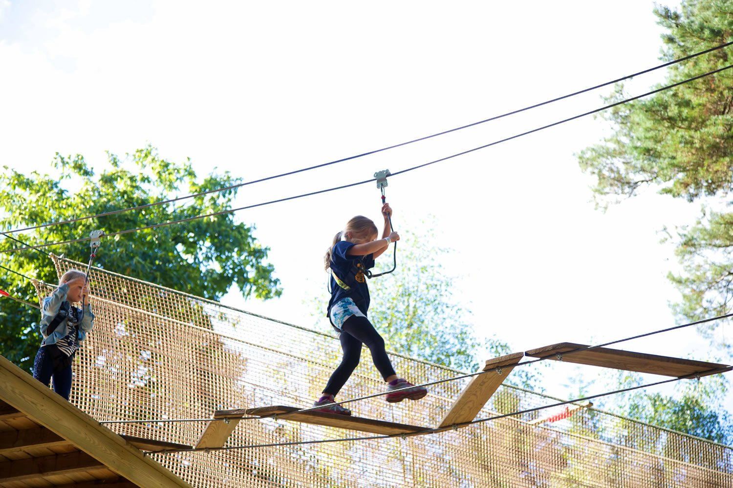 Go Ape At Dalby Forest Attraction Dalby Forest North
