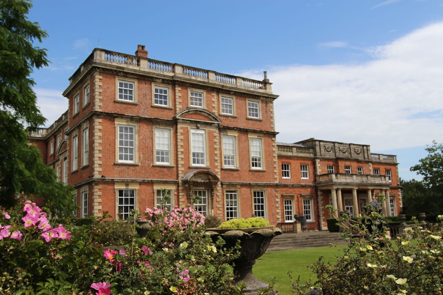 Newby Hall Amp Gardens Attraction Ripon North