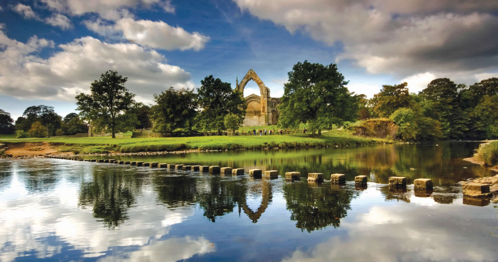 Bolton Abbey Attraction Skipton North Yorkshire