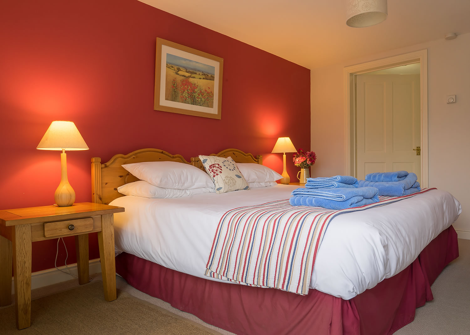 The horseshoe inn accommodation pickering north for Garden rooms yorkshire