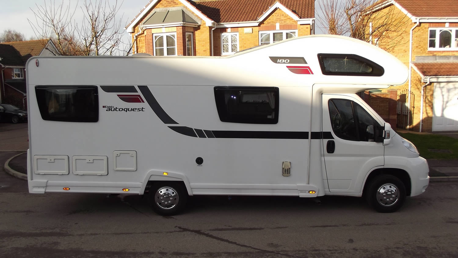 Wonderful  Motorhome Represents True Luxury In A 8 Berth Motorhome With Everyone