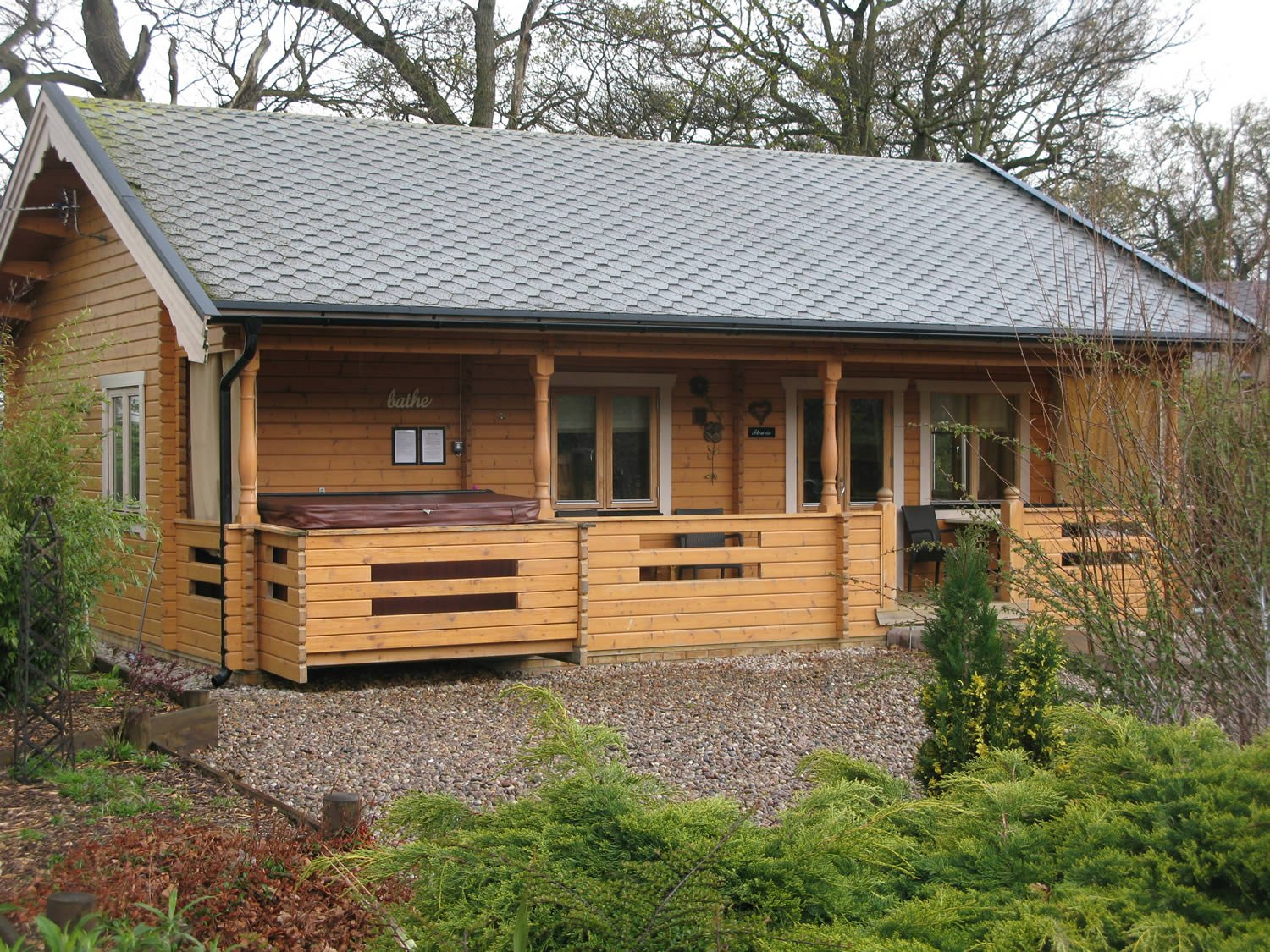 Great ayton log cabins my marketing journey for Log cabins for sale north yorkshire