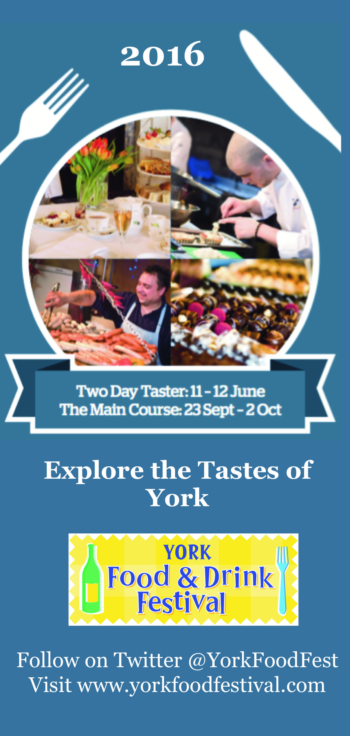 York Food Festival Event York North Yorkshire Welcome To Yorkshire