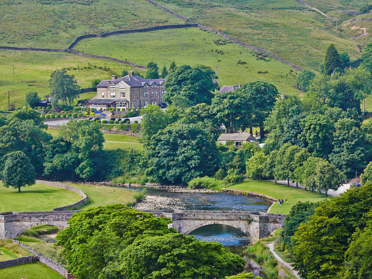 the devonshire fell accommodation skipton north