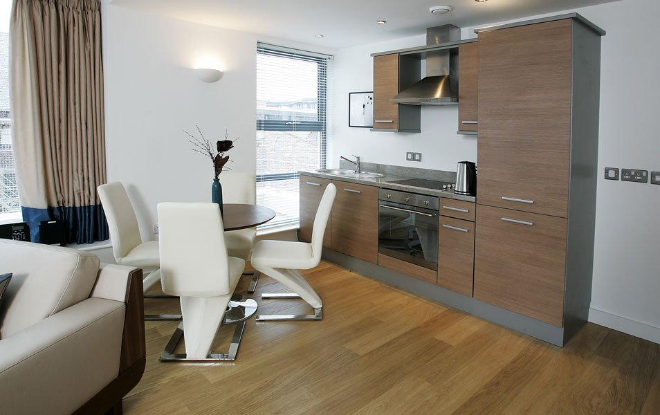 KSpace Serviced Apartments - Accommodation - Leeds - West ...