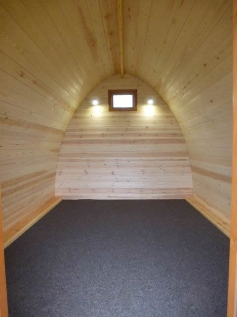 Falcon Forest Glamping Accommodation Scarborough