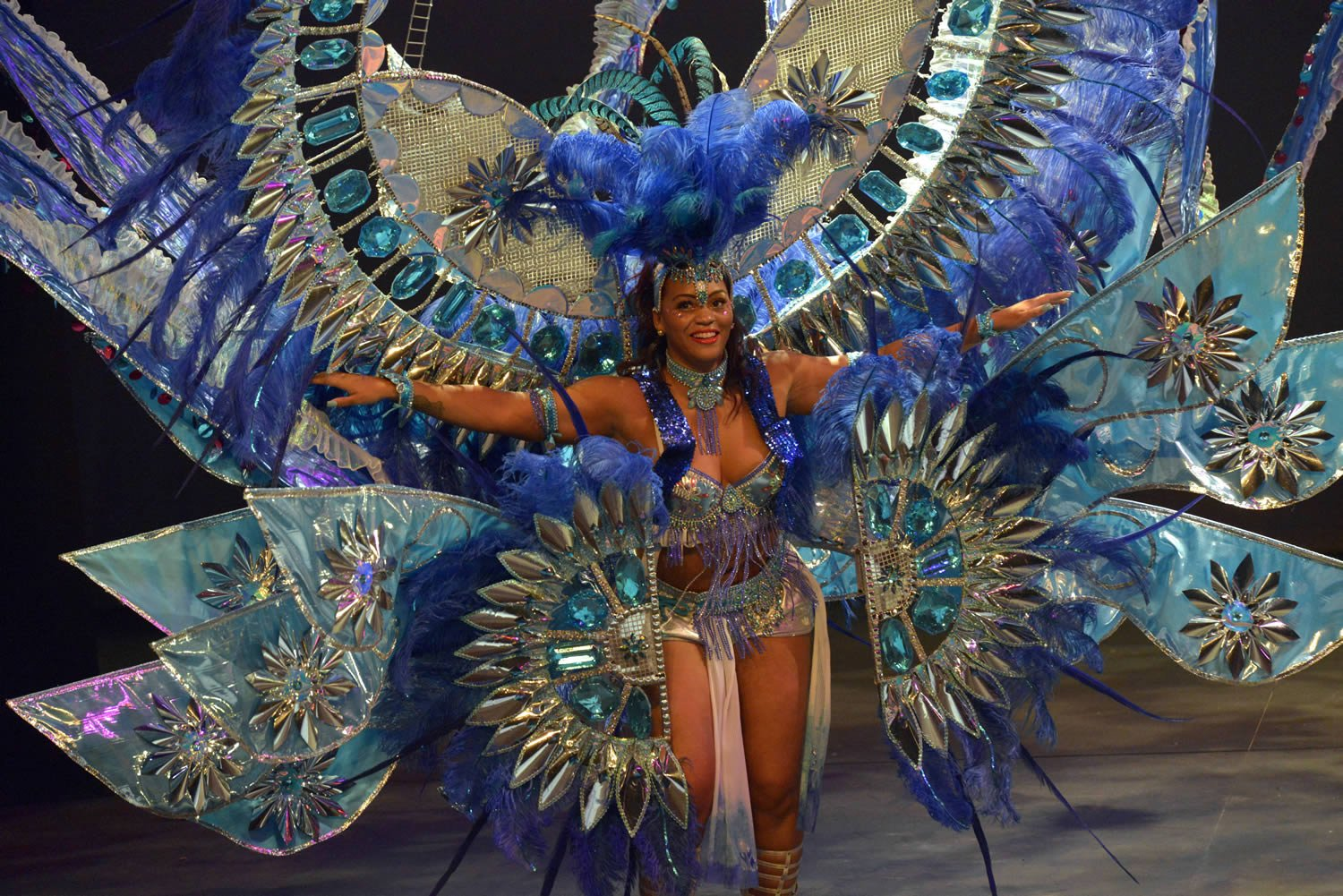 Labor Day Carnival - Wikipedia |West Indian Carnival Queen