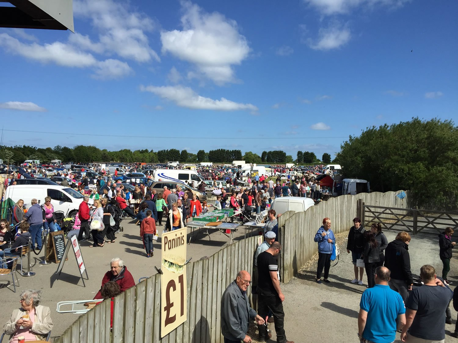 Skirlington Market And Car Boot Attraction Skipsea