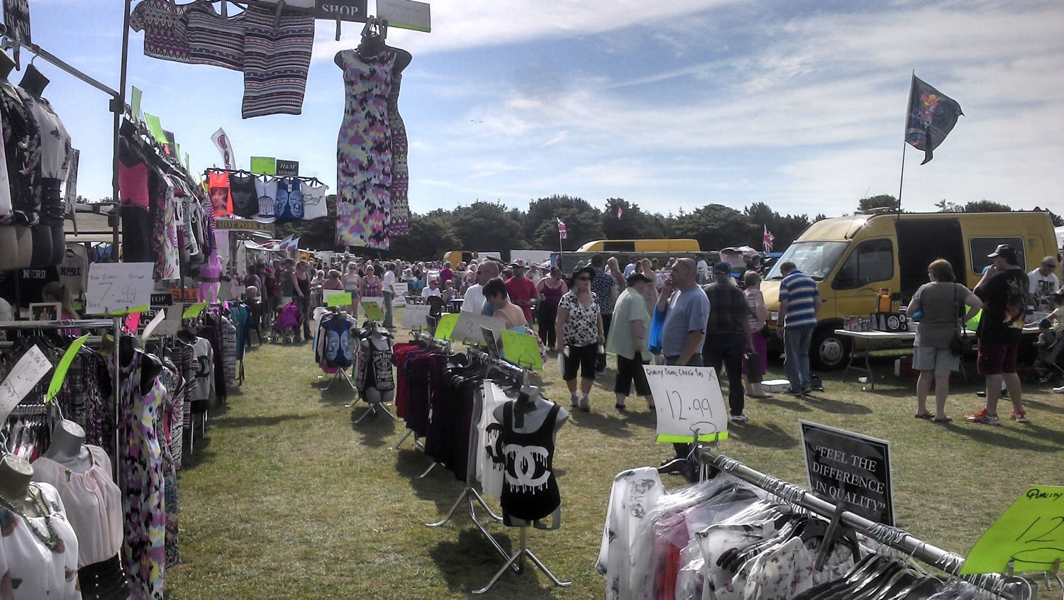 Strawberry Fields Car Boot and Market - Attraction - Bridlington - East Yorkshire | Welcome to ...