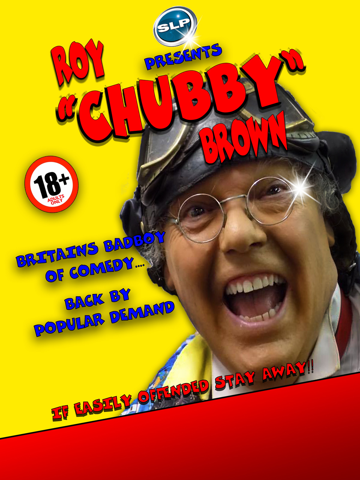 Was roy chubby brown website