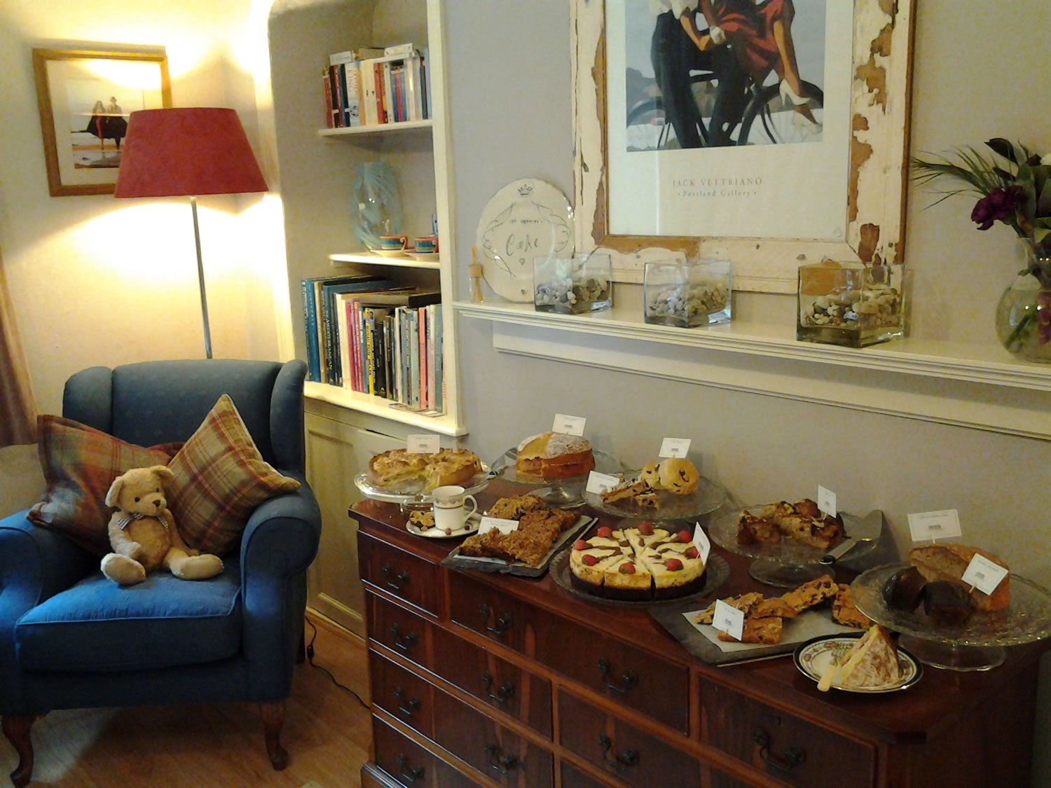 Lowther House Tea Garden - Food & Drink - Pickering - North ...