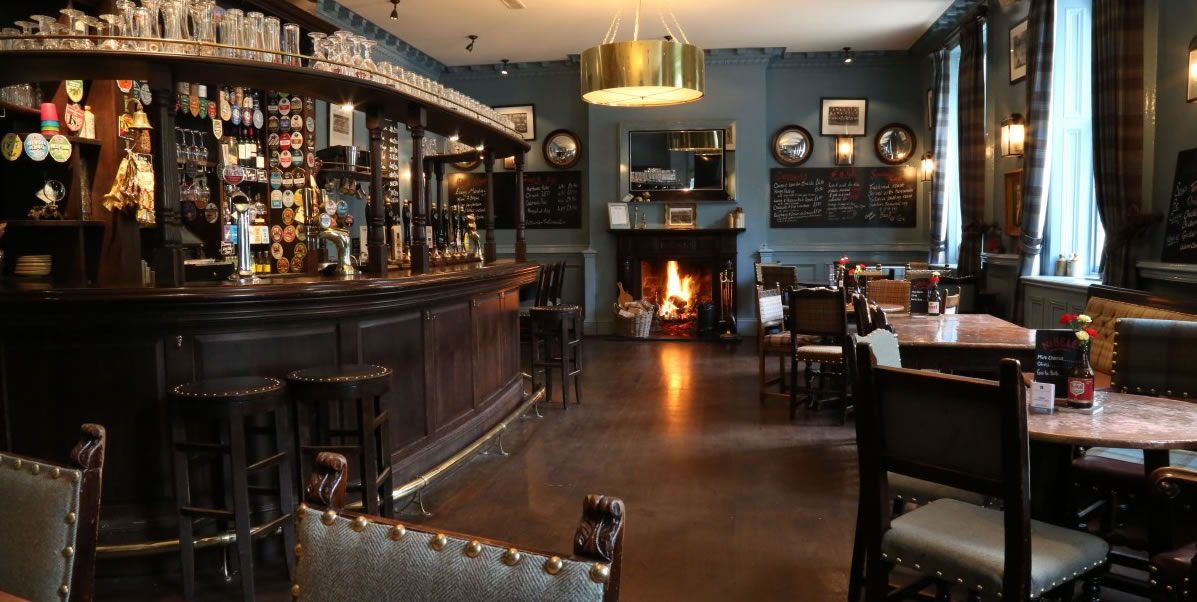 The Crescent Inn Food Drink Ilkley West Yorkshire