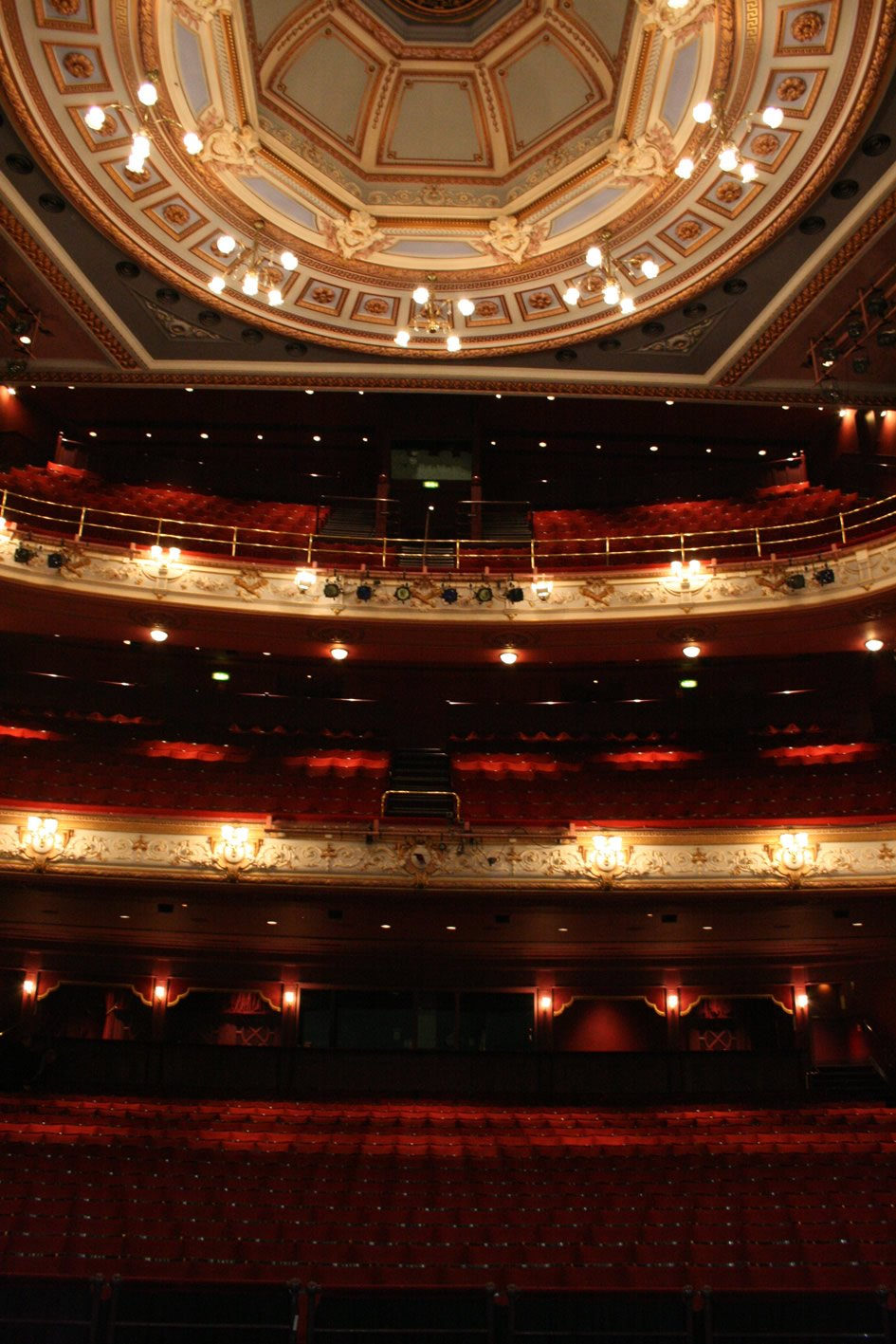 Alhambra Theatre - Culture & Art - Bradford - West Yorkshire ...