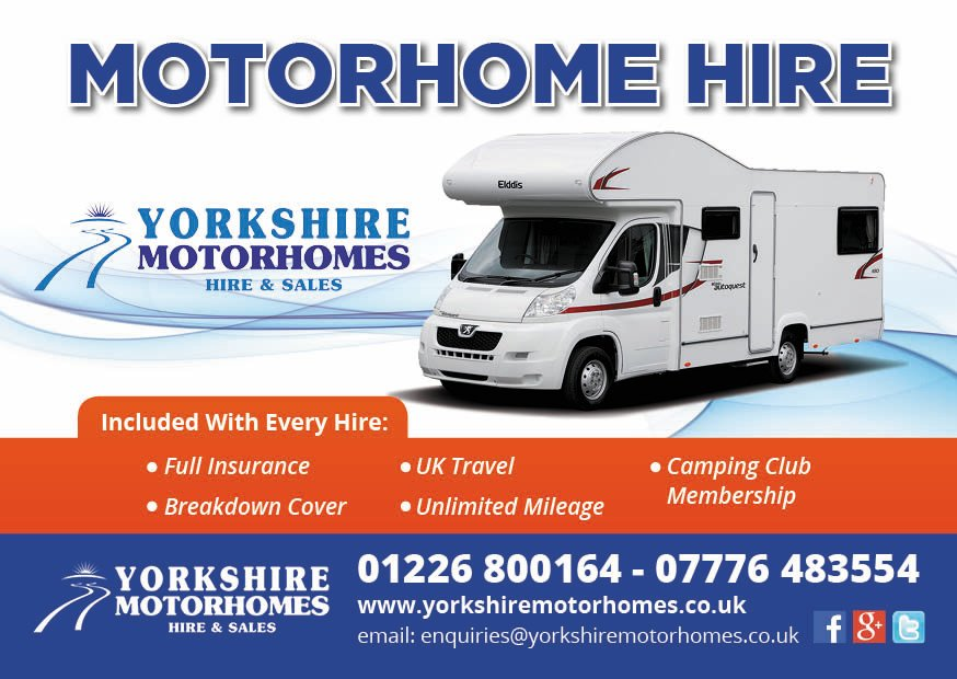 Popular Motorhome For Hire  6 Berth  Compass Avantgarde 160  Location Near