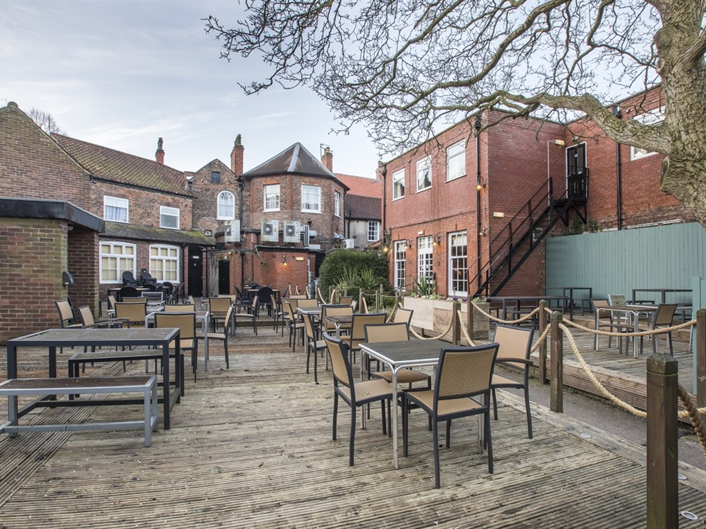 The George Inn - Food & Drink - Selby - North Yorkshire