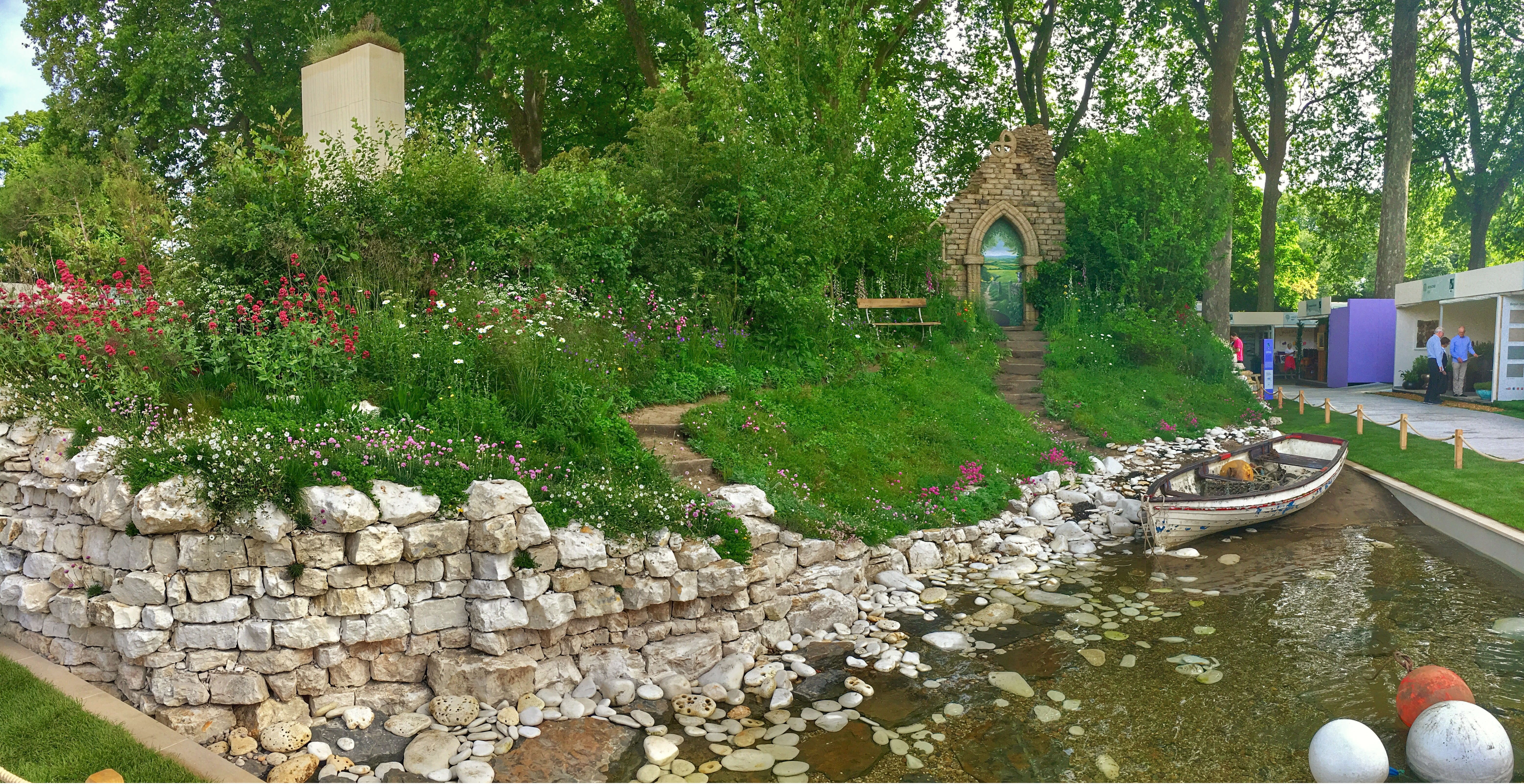 Rhs chelsea flower show gardens welcome to yorkshire for Garden design yorkshire
