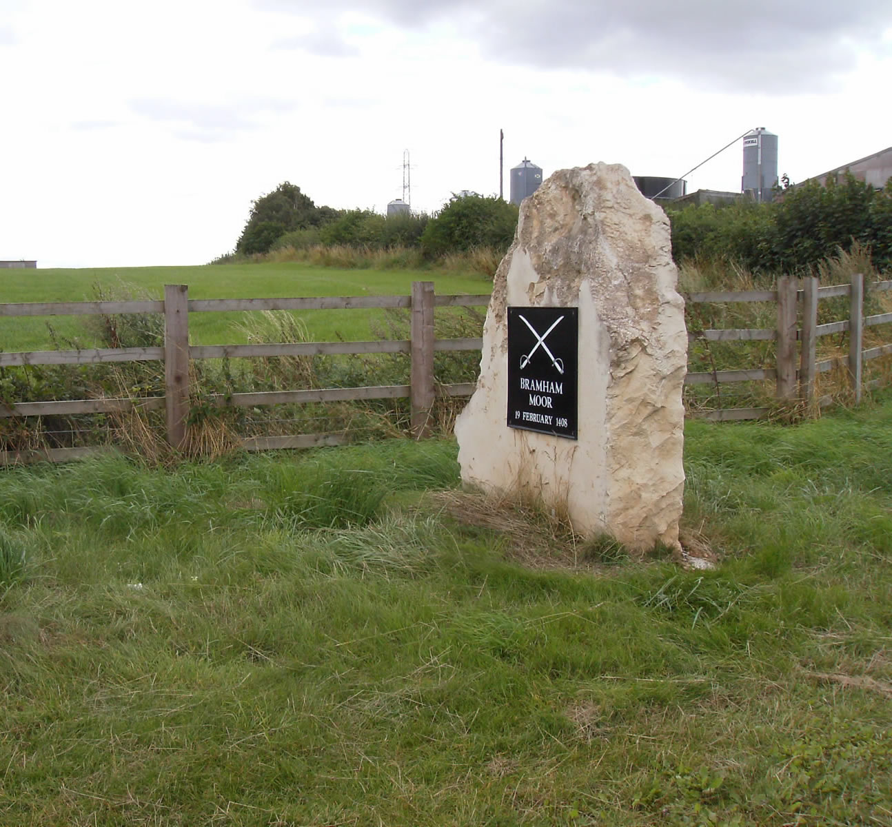 War of the Roses in Yorkshire - Yorkshire Battlefields