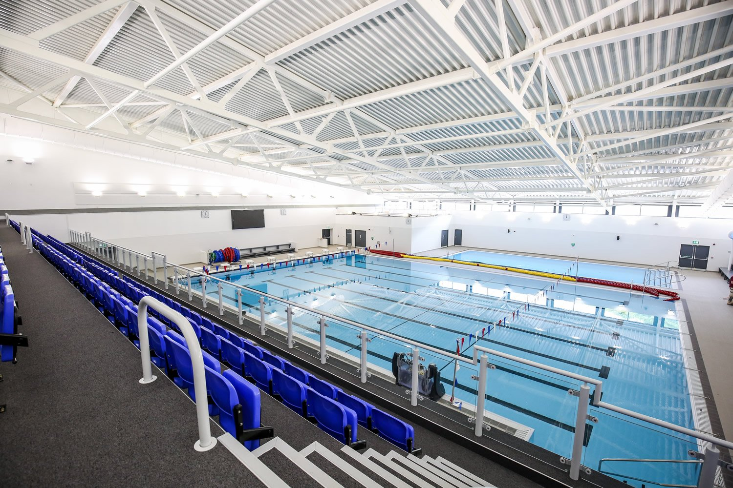 Scarborough sports village sports activity scarborough north yorkshire welcome to for Indoor swimming pool scarborough
