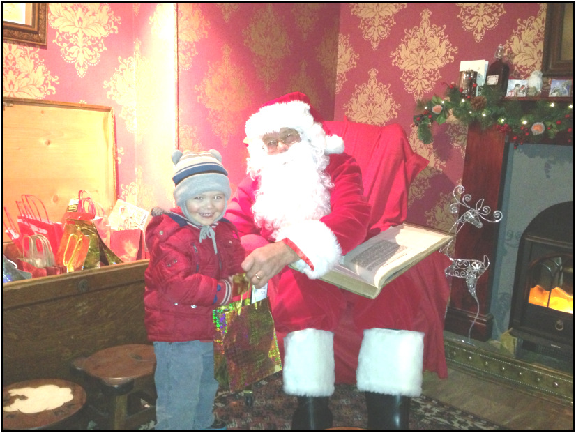 SANTA\'S GROTTO at THORP PERROW - Event - Bedale - North Yorkshire ...