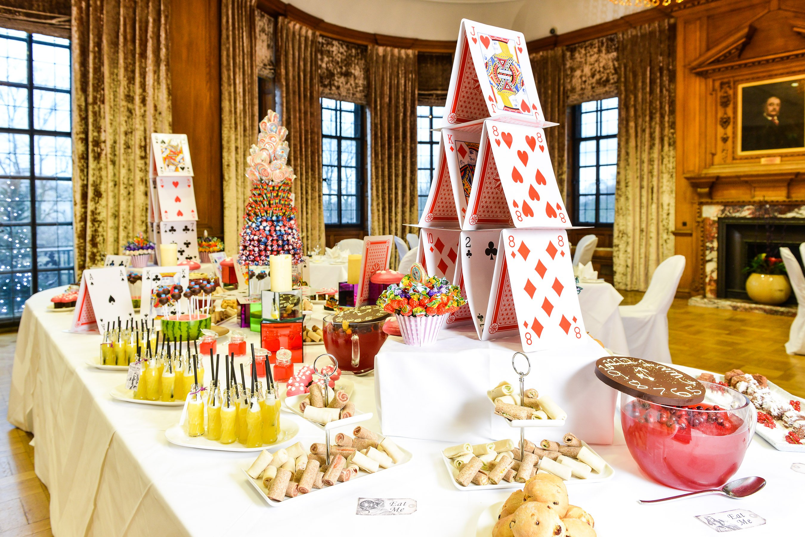 Mad Hatters Afternoon Tea Party Event York North Yorkshire