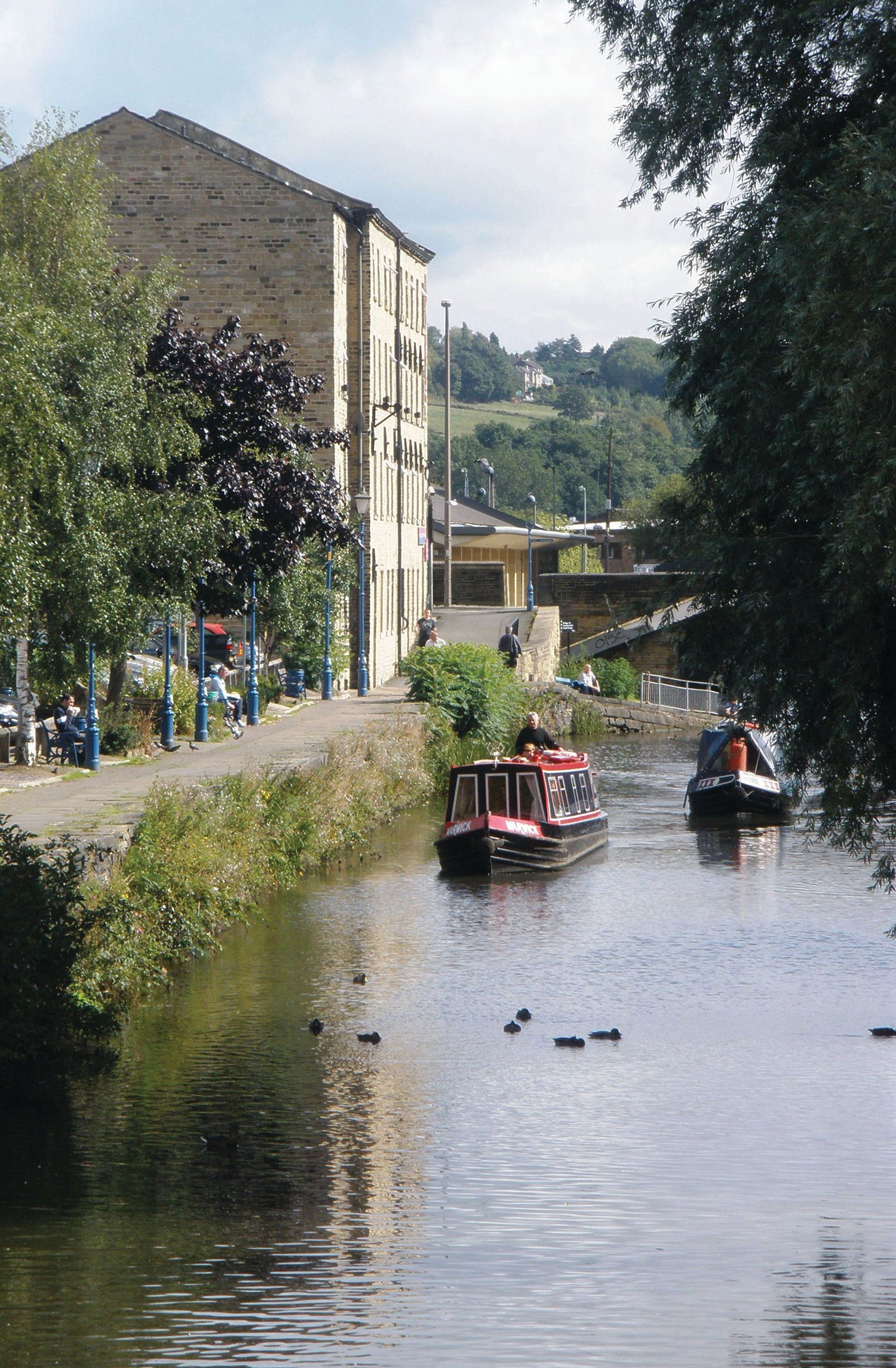 Waterfront Hotel And Venue Accommodation Brighouse