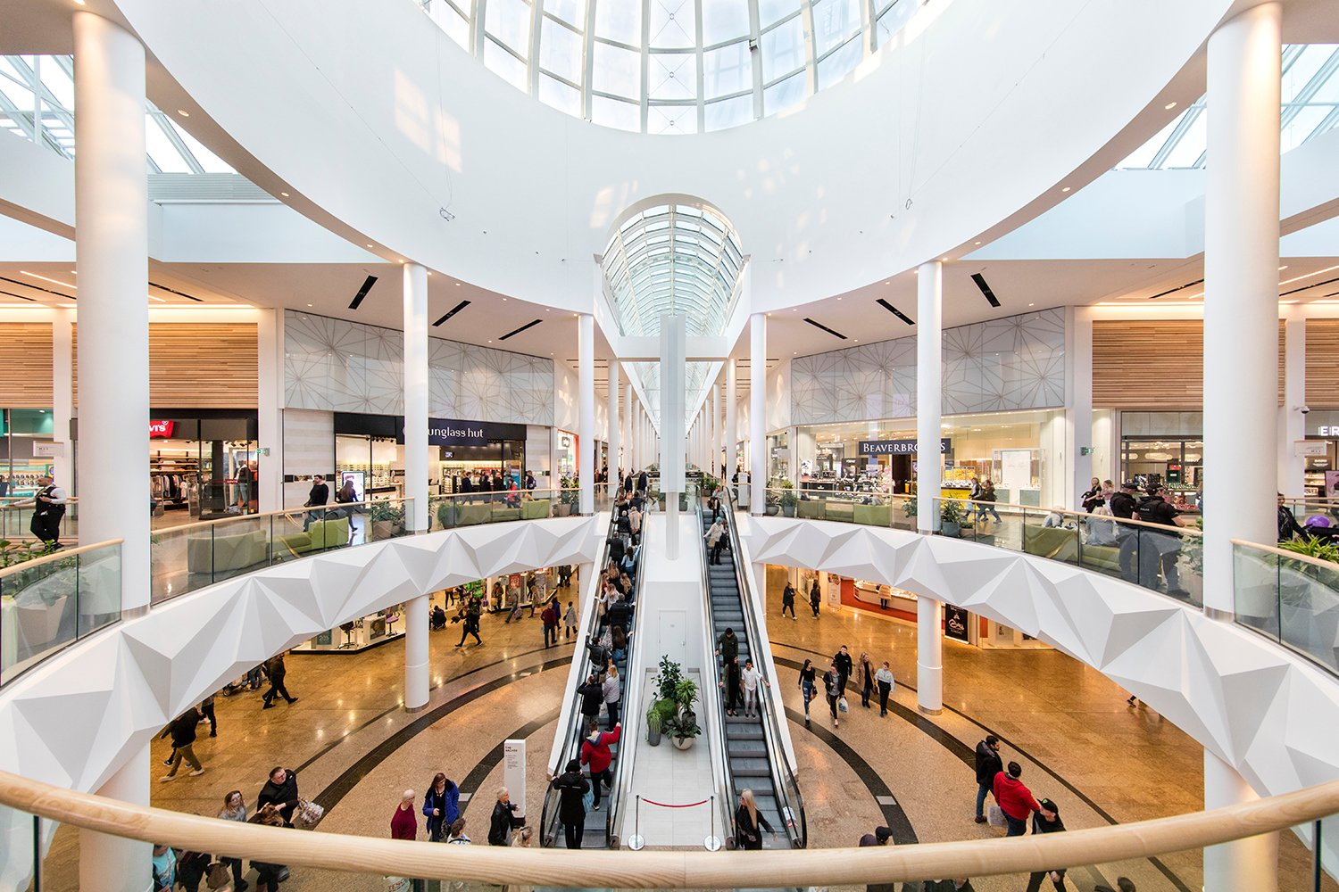 Meadowhall Centre Attraction Sheffield South Yorkshire Welcome To Yorkshire