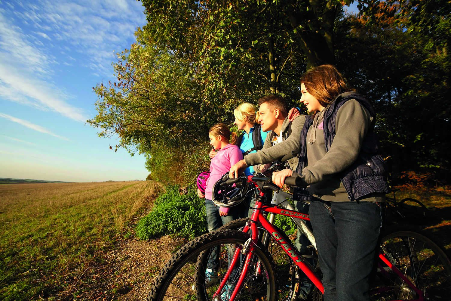 Discover Cycle Routes around East Yorkshire