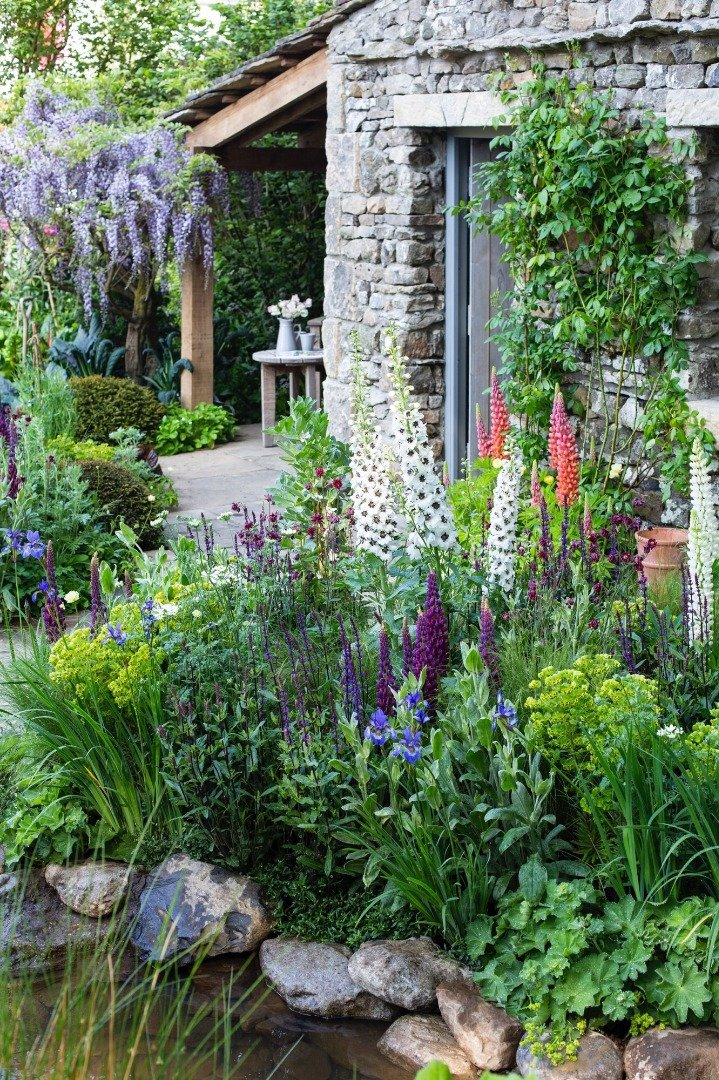 The Welcome To Yorkshire Garden 2018 Chelsea Welcome To Yorkshire