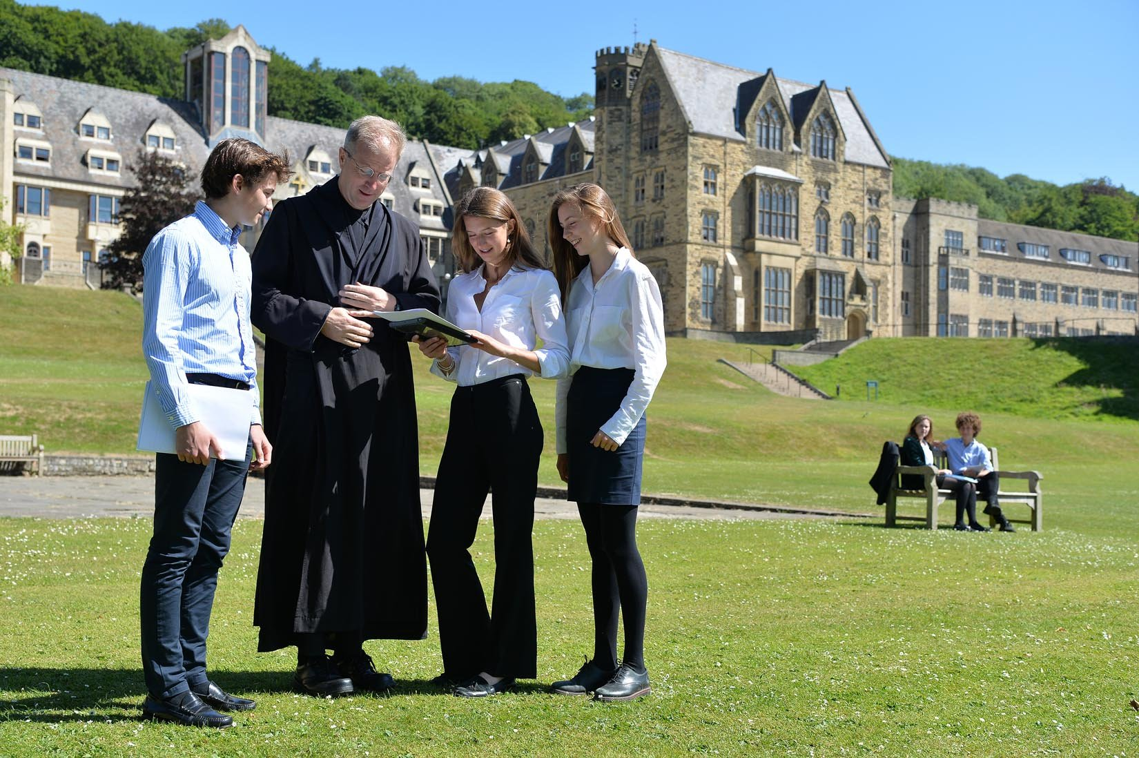 Ampleforth College Open Morning - Event - York - North Yorkshire | Welcome  to Yorkshire