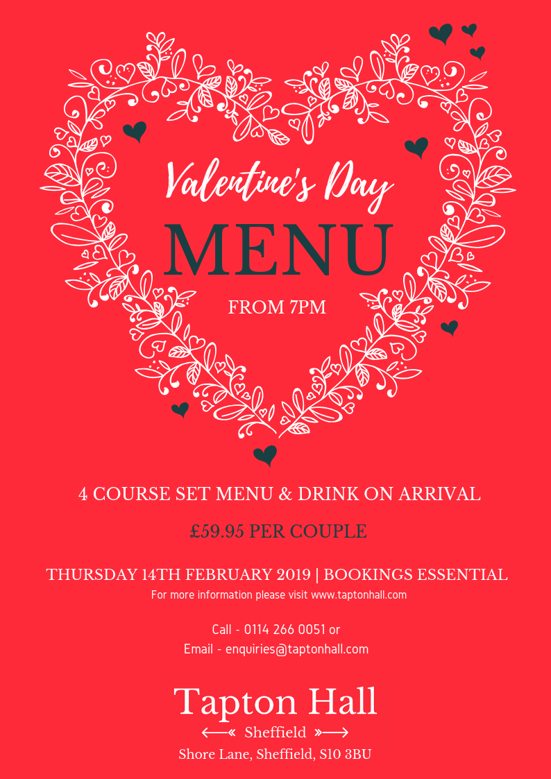 Valentine S Day Event Sheffield South Yorkshire England