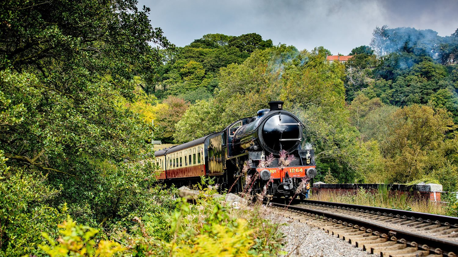 North Yorkshire Moors Railway - Attraction - Pickering