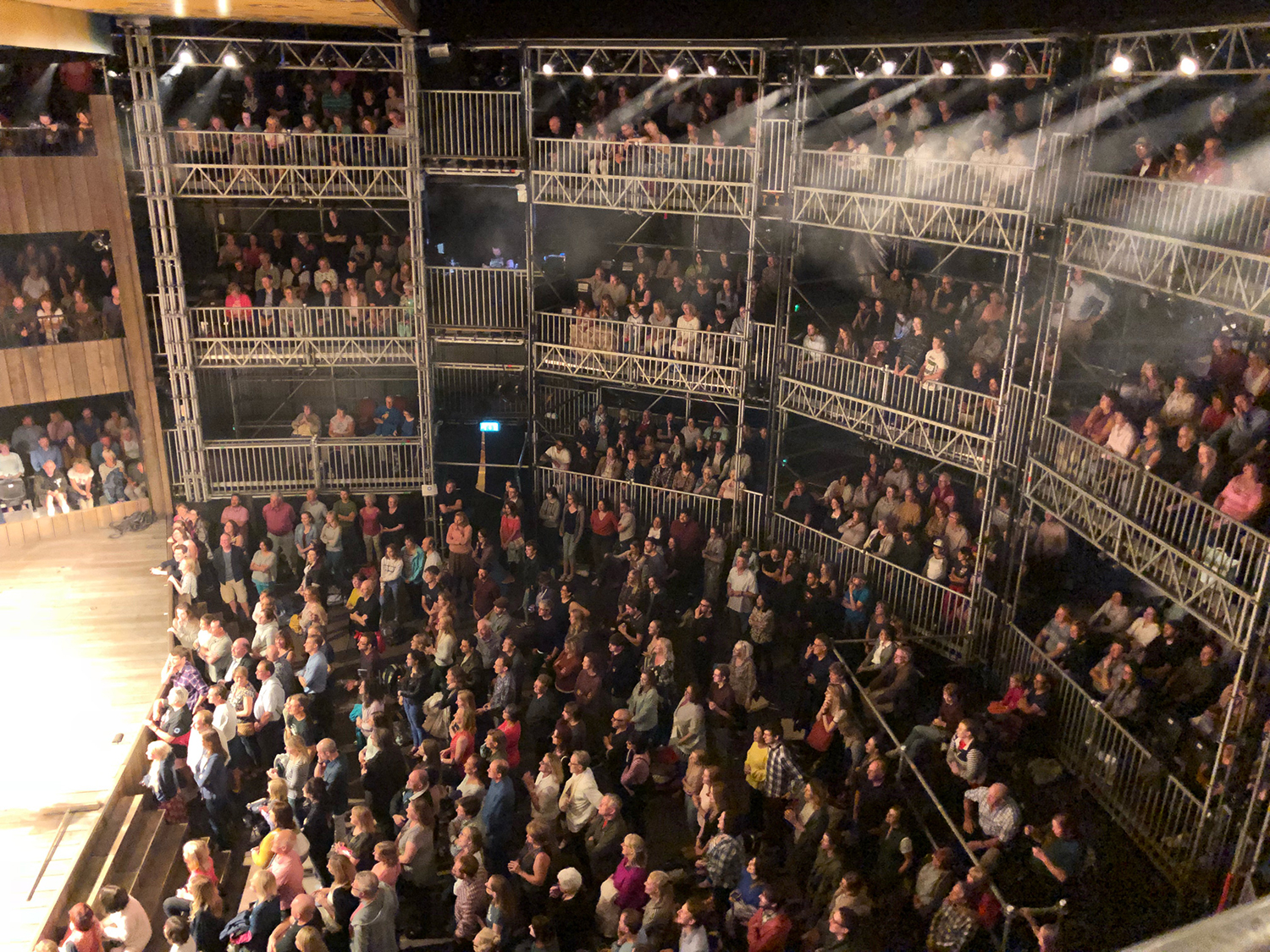 Shakespeare's Rose Theatre - Event - York - North Yorkshire