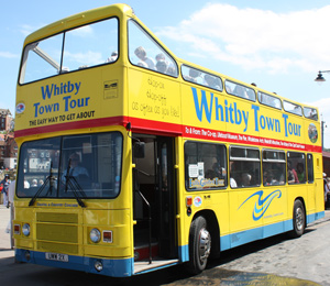 Whitby Bus Tour