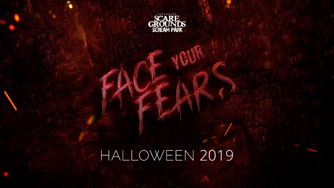 Yorkshire Scare Grounds Scream Park Face Your Fears