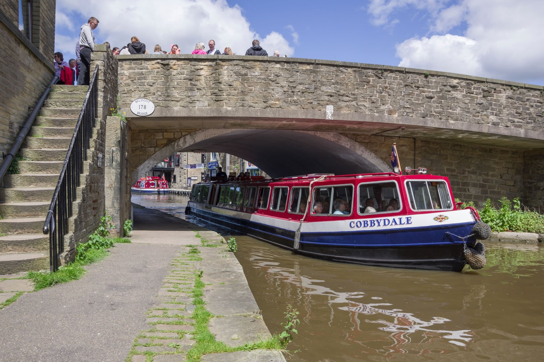 Image result for skipton canal cruise
