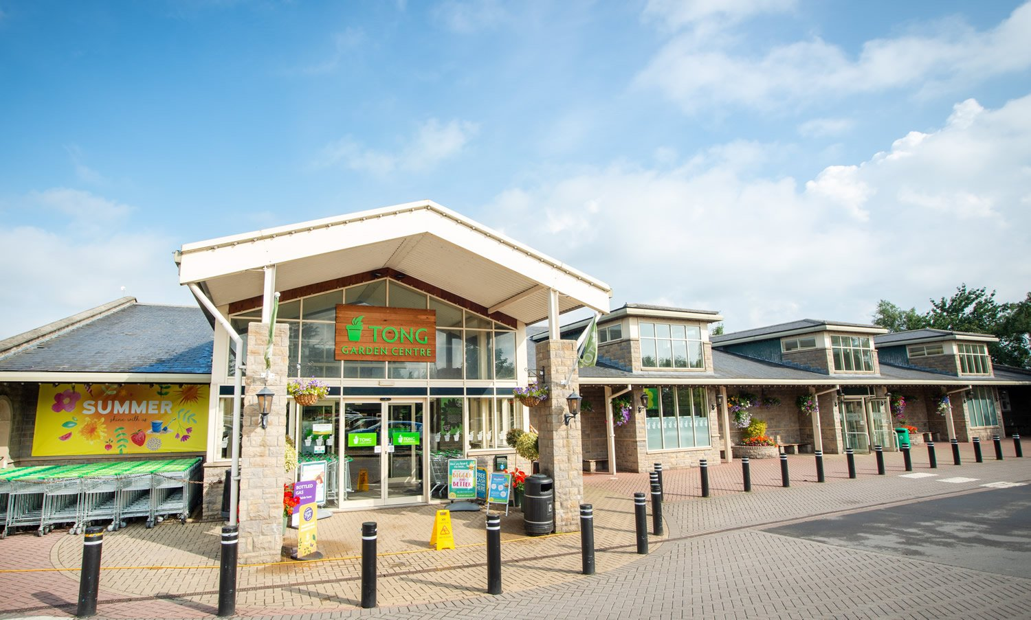 Tong Garden Centre Attraction Bradford West Yorkshire Welcome To Yorkshire