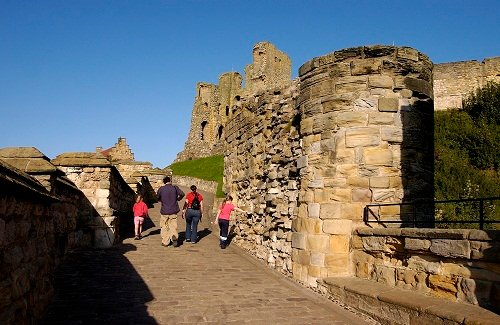History of Scarborough Castle | English Heritage